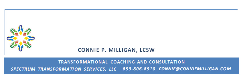 Connie Milligan LCSW Life Coaching Lexington KY Life Coach Central Kentucky