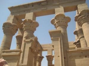 Temple at Edfu
