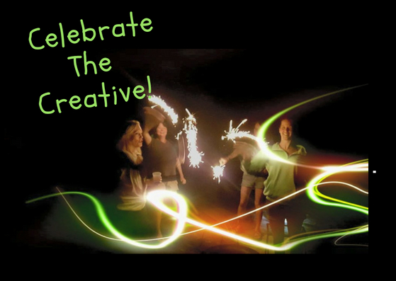 What I Learned From Celebrating The Creative