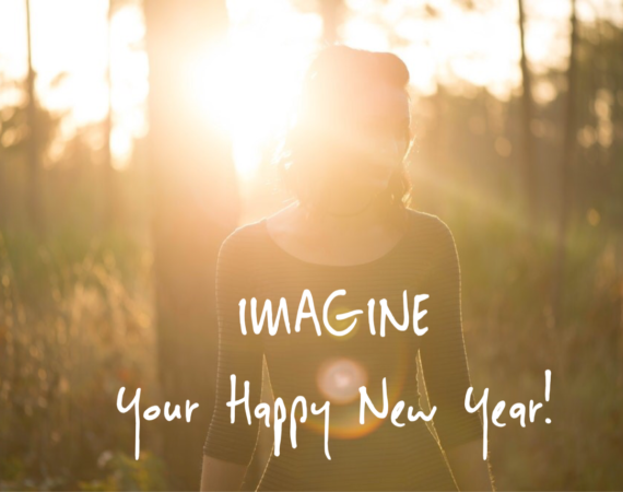 IMAGINE Your Happy New Year